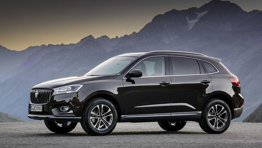 Borgward начнёт выпуск автомобилей в Германии