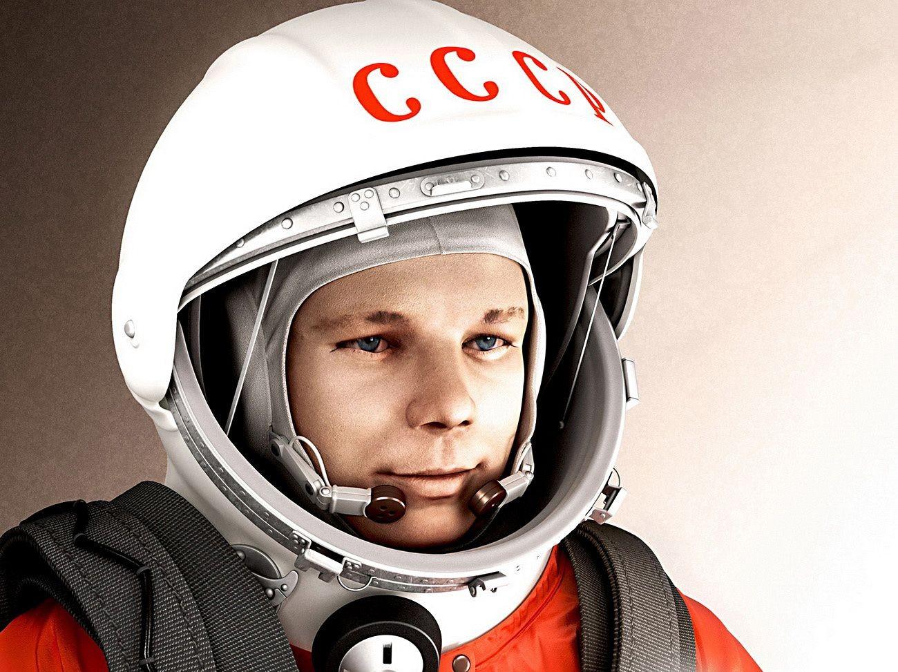 В главном аэрокосмическом музее США установят бронзовый бюст Юрия Гагарина