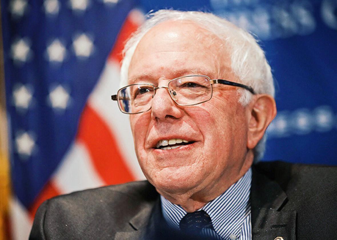 Сандерс одержал победу над Клинтон вштатах Вашингтон иАляска