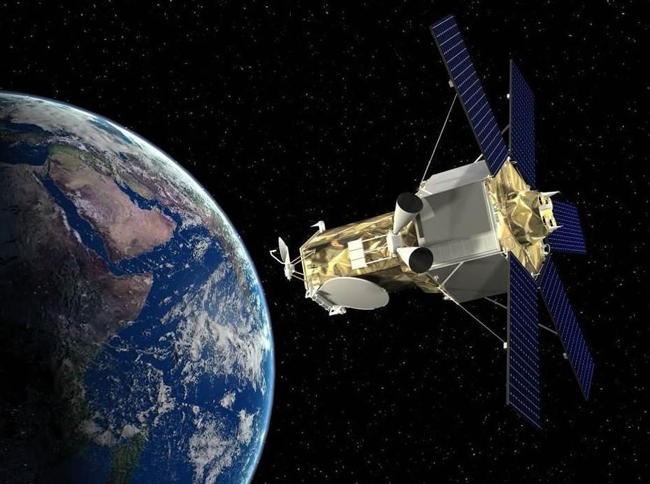 ВВС США потеряли связь с новым метеорологическим спутником