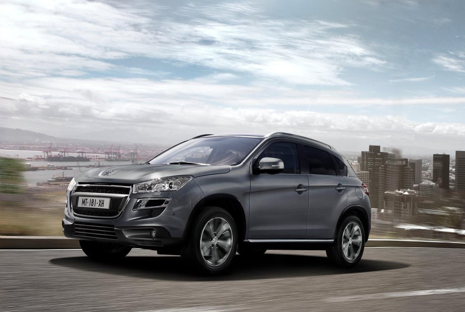 В России сокращается количество моделей Peugeot