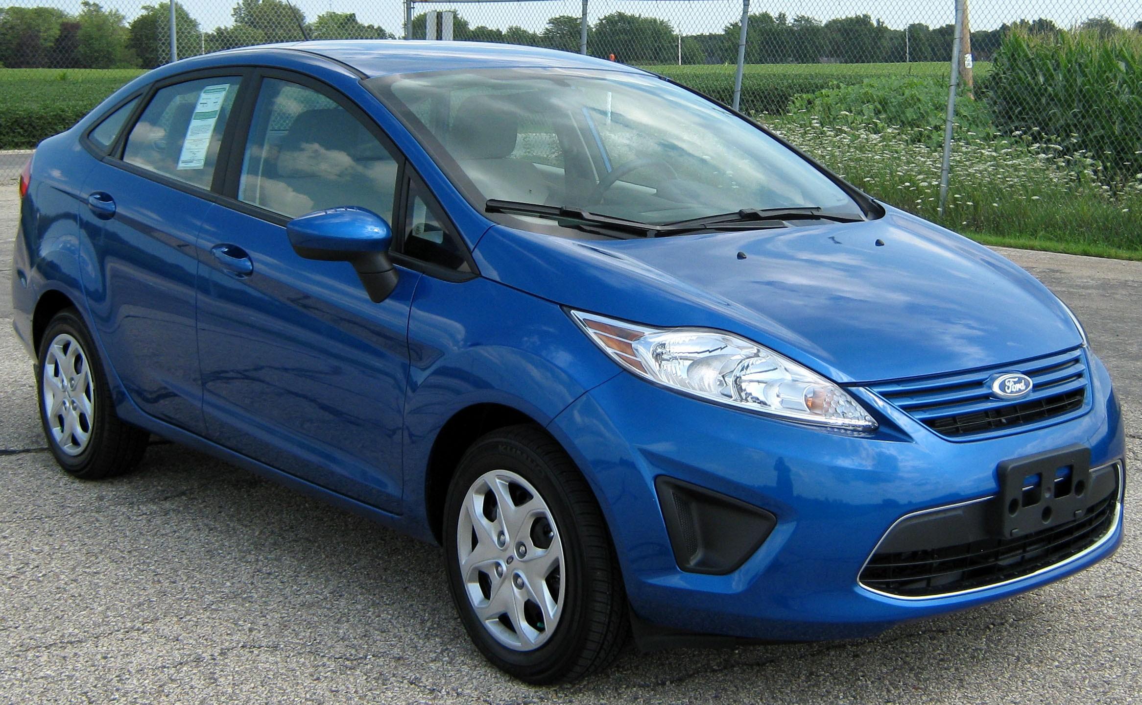 Ford презентует обновленную Fiesta до конца года