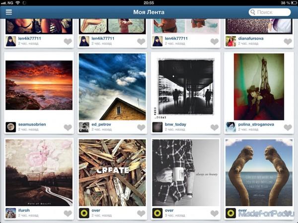 Порядок появления записей в ленте Instagram будет изменен по аналогии с Facebook