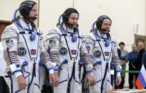 Госкомиссия на Байконуре утвердила состав экипажа экспедиции на МКС