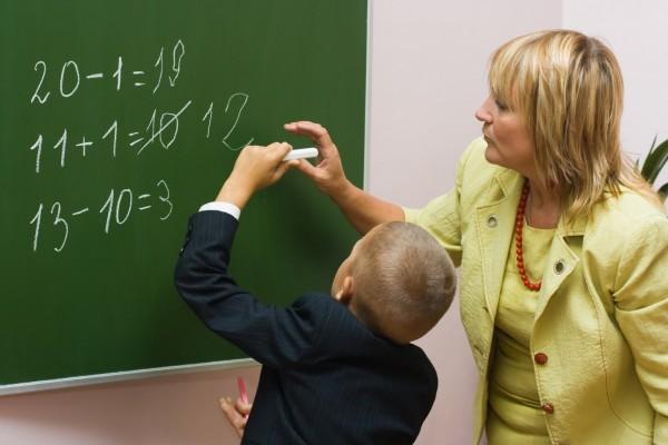 Ученые: Самооценка ребенка влияет на его способности к математике