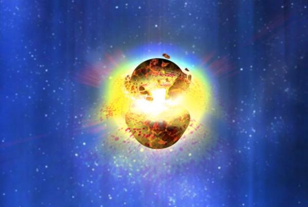 Ученые предполагают возникновение золота и свинца в результате слияния звезд