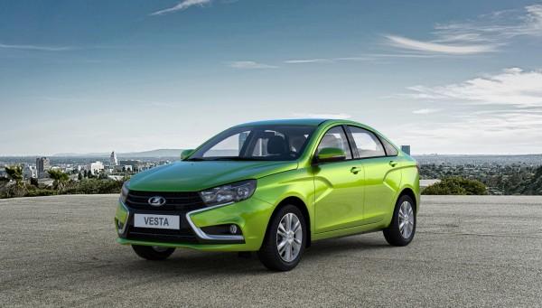 На титул «Автомобиль года» в России претендуют 5 моделей «АвтоВАЗа»