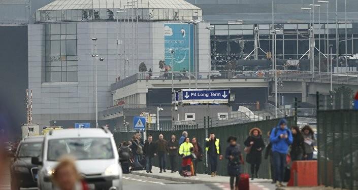 Аэропорт в Брюсселе начнет частичную работу с 3 апреля