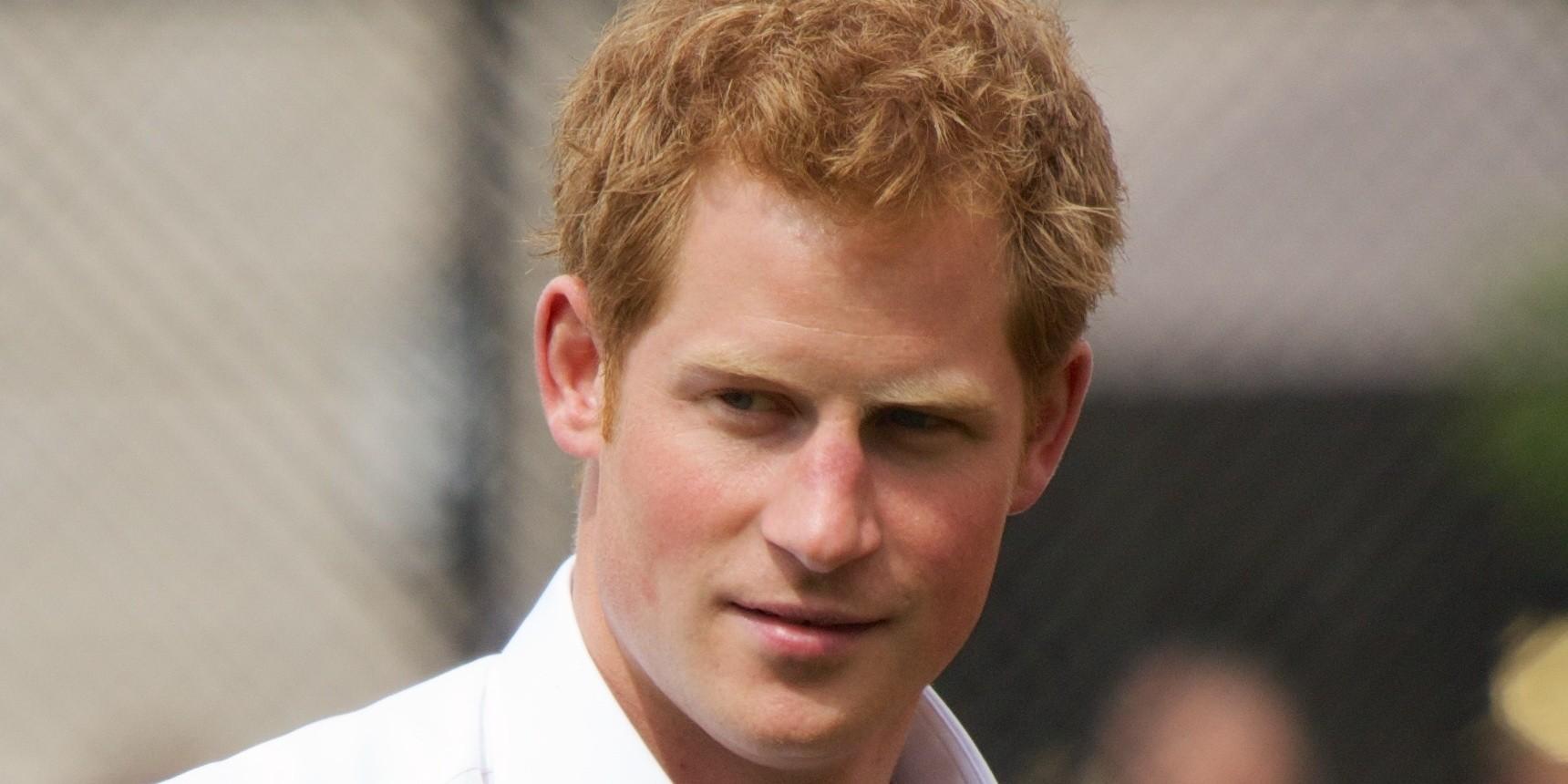 Принц Гарри удивил гостей супермаркета своим возникновением