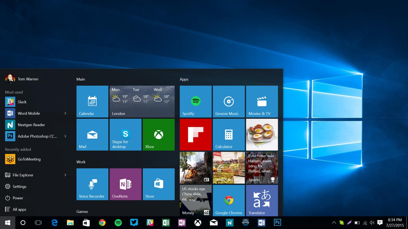 УSteam-игроков Windows 10 x64 стала неменее известной, чем Windows 7