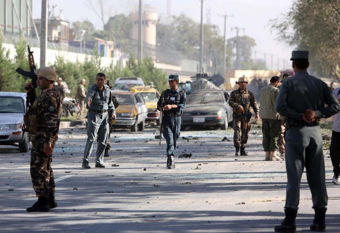 Два рабочего  министерства образования Афганистана погибли вКабуле