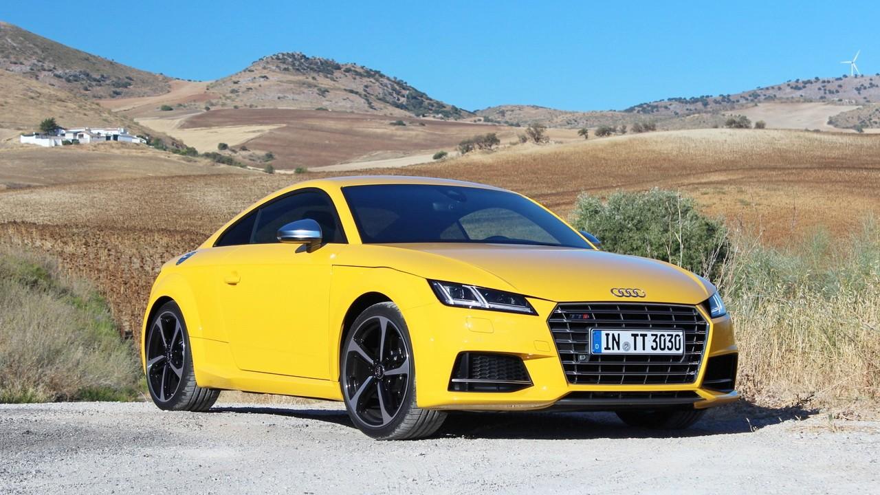 Audi TT RS и RS3 оснастят новым 2,5-литровым двигателем