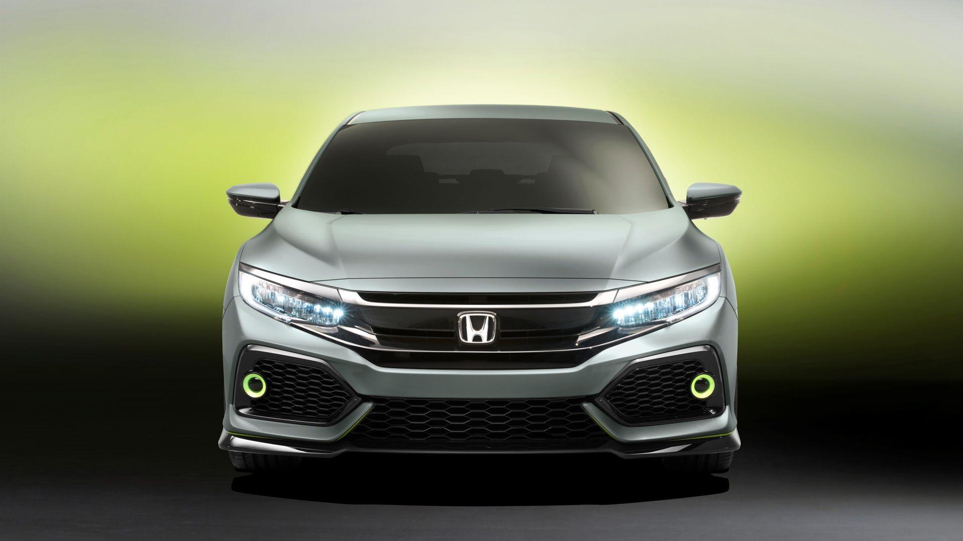 Honda приступила к испытаниям хетчбека Civic