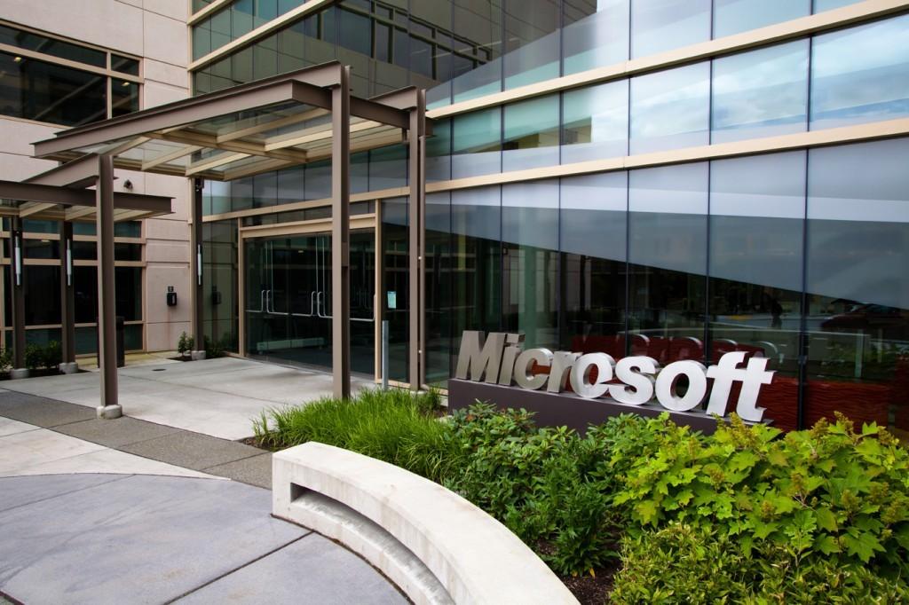Зарубежные СМИ Microsoft подала в суд на власти США