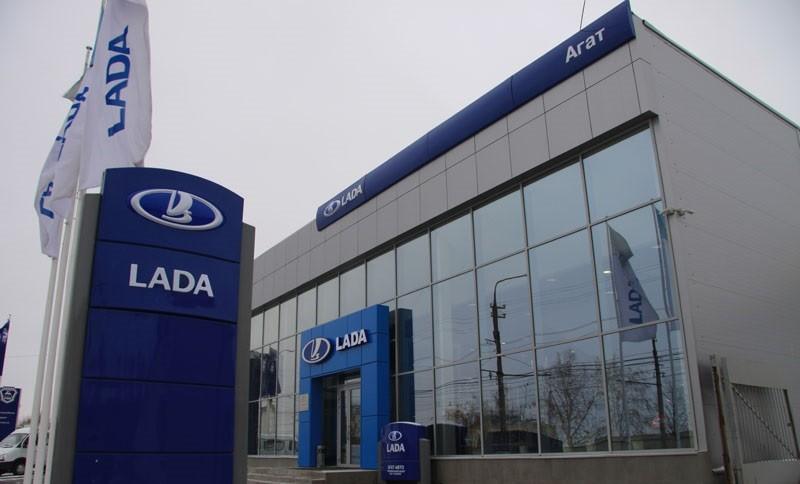 Количество автомобильных дилеров в России сократилось на 6