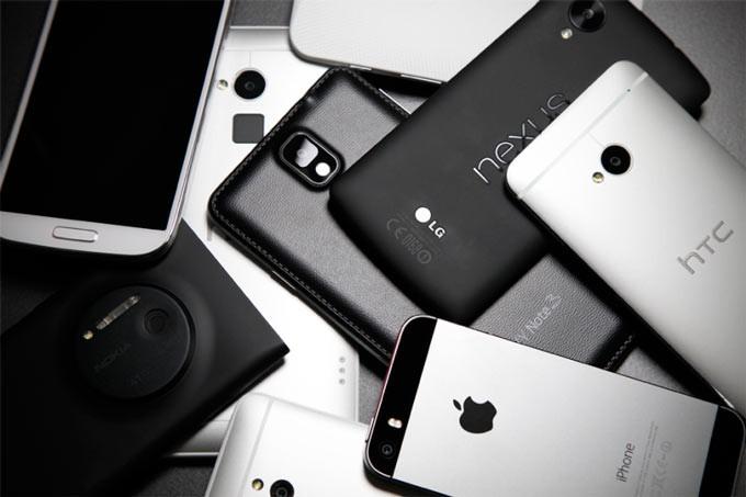 В России продажи смартфонов за первый квартал выросли на 33