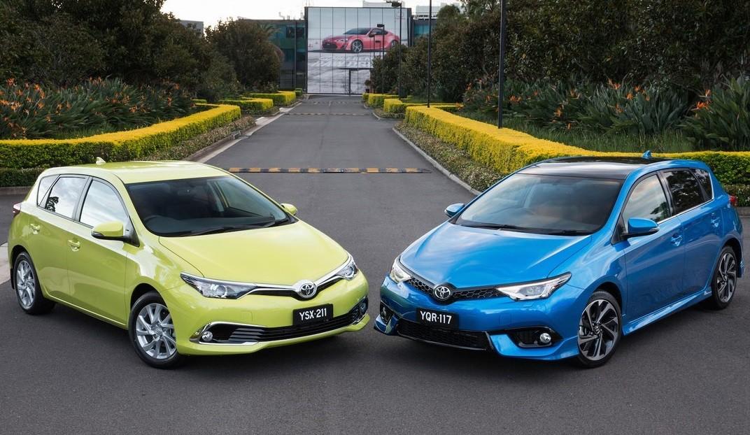 Toyota выпустит две новых гибридных модели