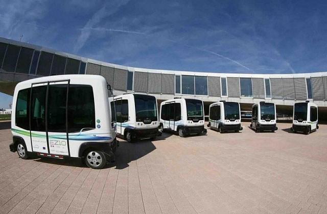 КОлимпиаде— 2020 вТокио создадут «умные» автобусы