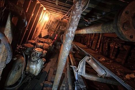 Одиннадцать горняков пропали взатопленной шахте насеверо-западе Китая