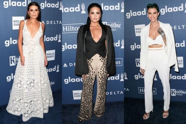 В Лос-Анджелесе прошло вручение премий выдающимся геям и лесбиянкам GLAAD Media Awards