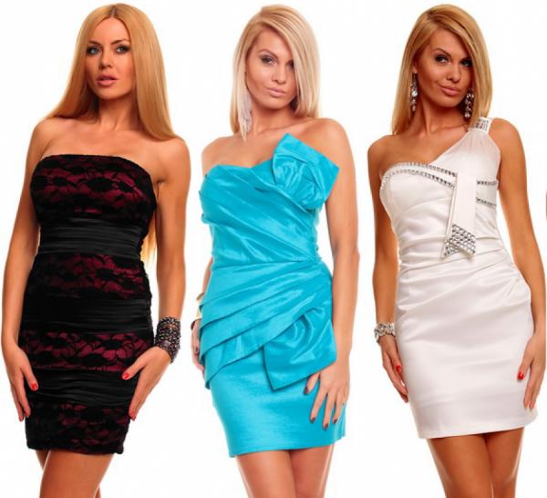 Платье является символом женственности и красоты для представительниц прекрасного пола