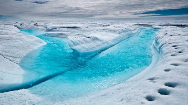 Учёные установили, почему таят ледники Гренландии