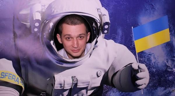 Кандидат для полета на Марс от Украины намерен помочь своей стране достичь статуса космической державы