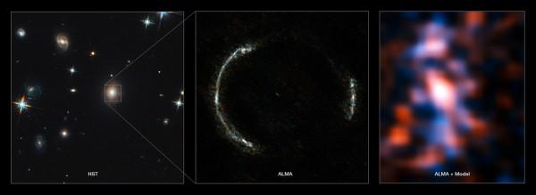 Учёные обнаружили карликовую галактику-спутник SDP.81