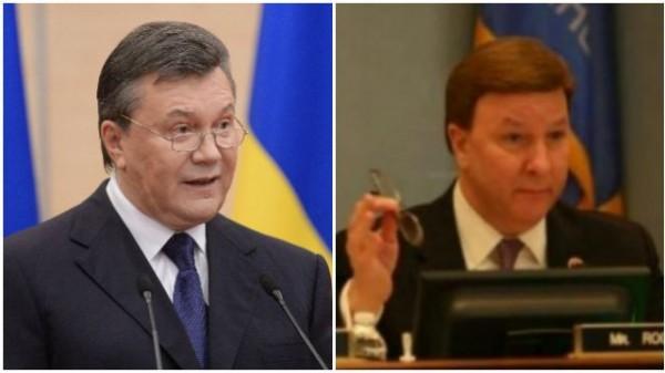 «Янукович» выступил в конгрессе США, чем напугал украинских пользователей Facebook