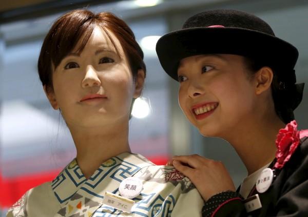 В Китае прошла презентация суперженщины