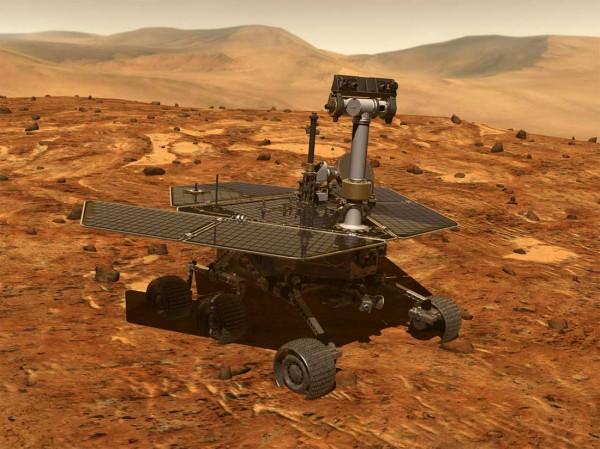 Curiosity передал NASA редчайшие кадры с поверхности Марса