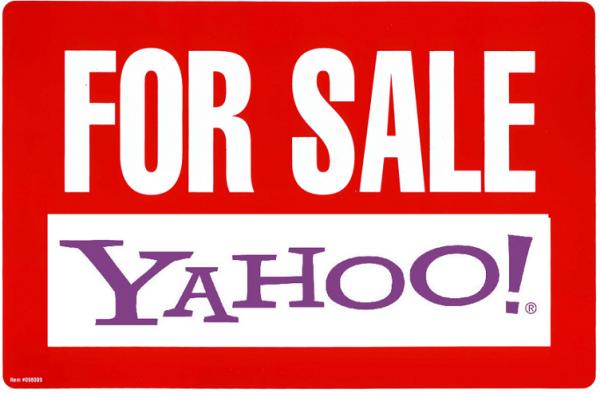Пранкеры выставили на продажу компанию Yahoo