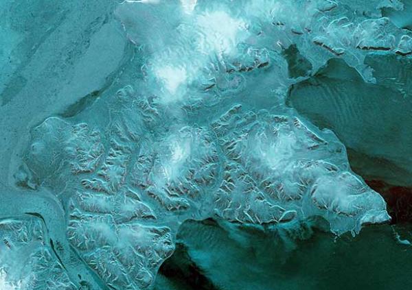 Европейское Космическое Агентство опубликовало первые снимки Sentinel-1B