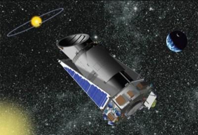 Телескоп-спутник Kepler перешёл на работу в аварийном режиме