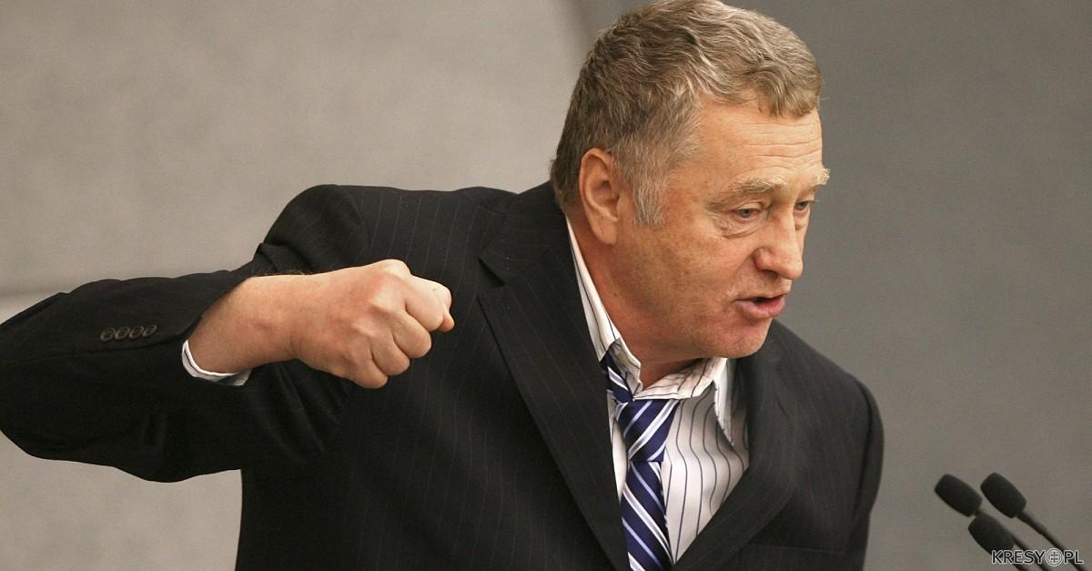 Жириновский подал всуд нахолдинг News Media