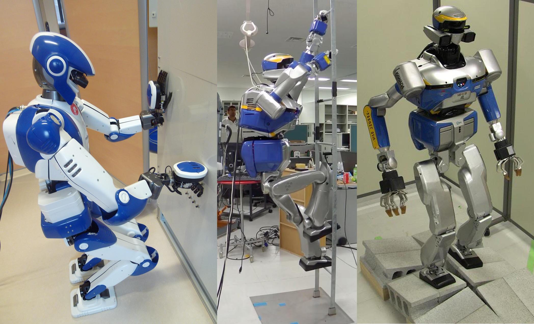 Airbus создаст роботов-гуманоидов для производства самолётов