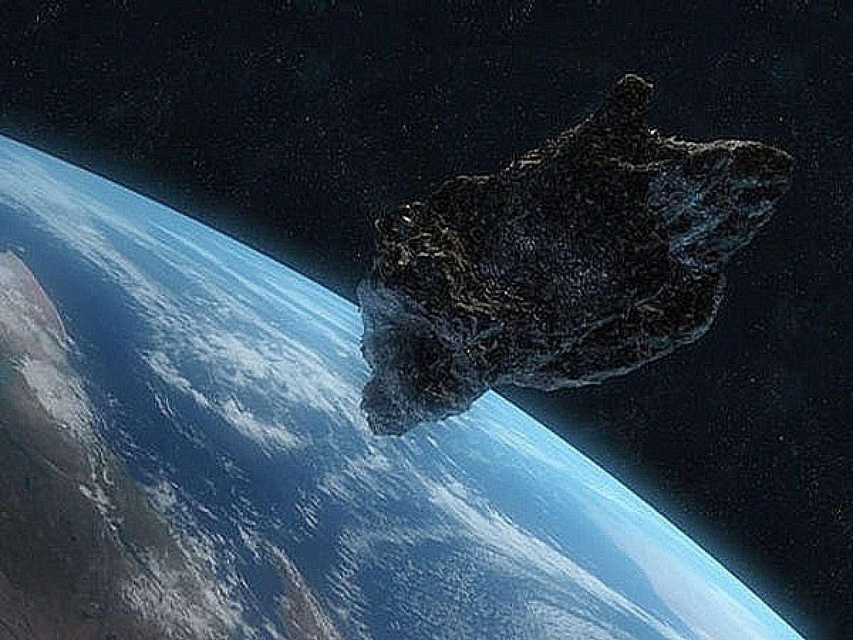 Около Земли пролетел опасный астероид