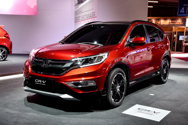 Honda поделилась первой информацией о CR-V