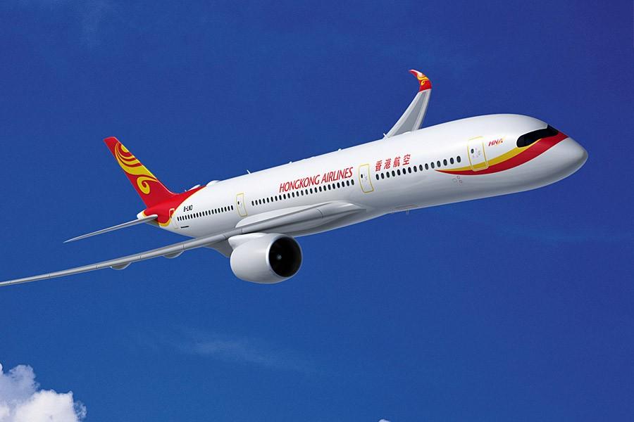 Гонконгский самолет попал взону турбулентности— пострадали 17 человек