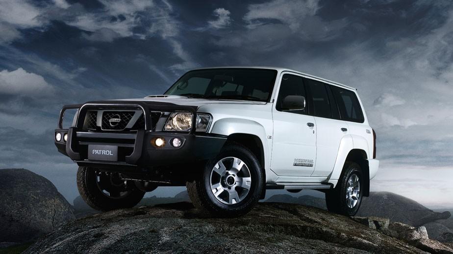 Nissan прекращает производство Patrol Y61