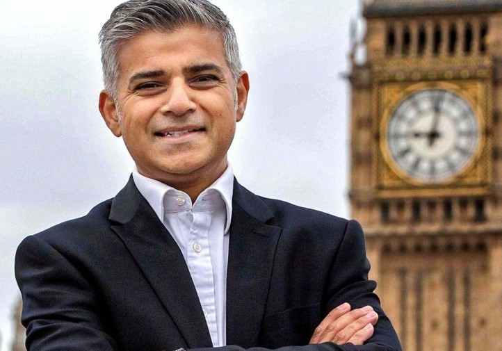 Новый мэр Лондона принял участие памятной акции о жертвах Холокоста