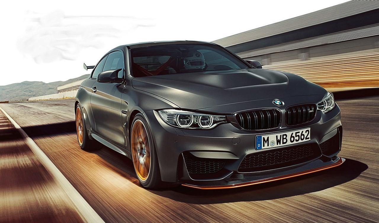 BMW представила в Мадриде спорткар M4 Competition Sport