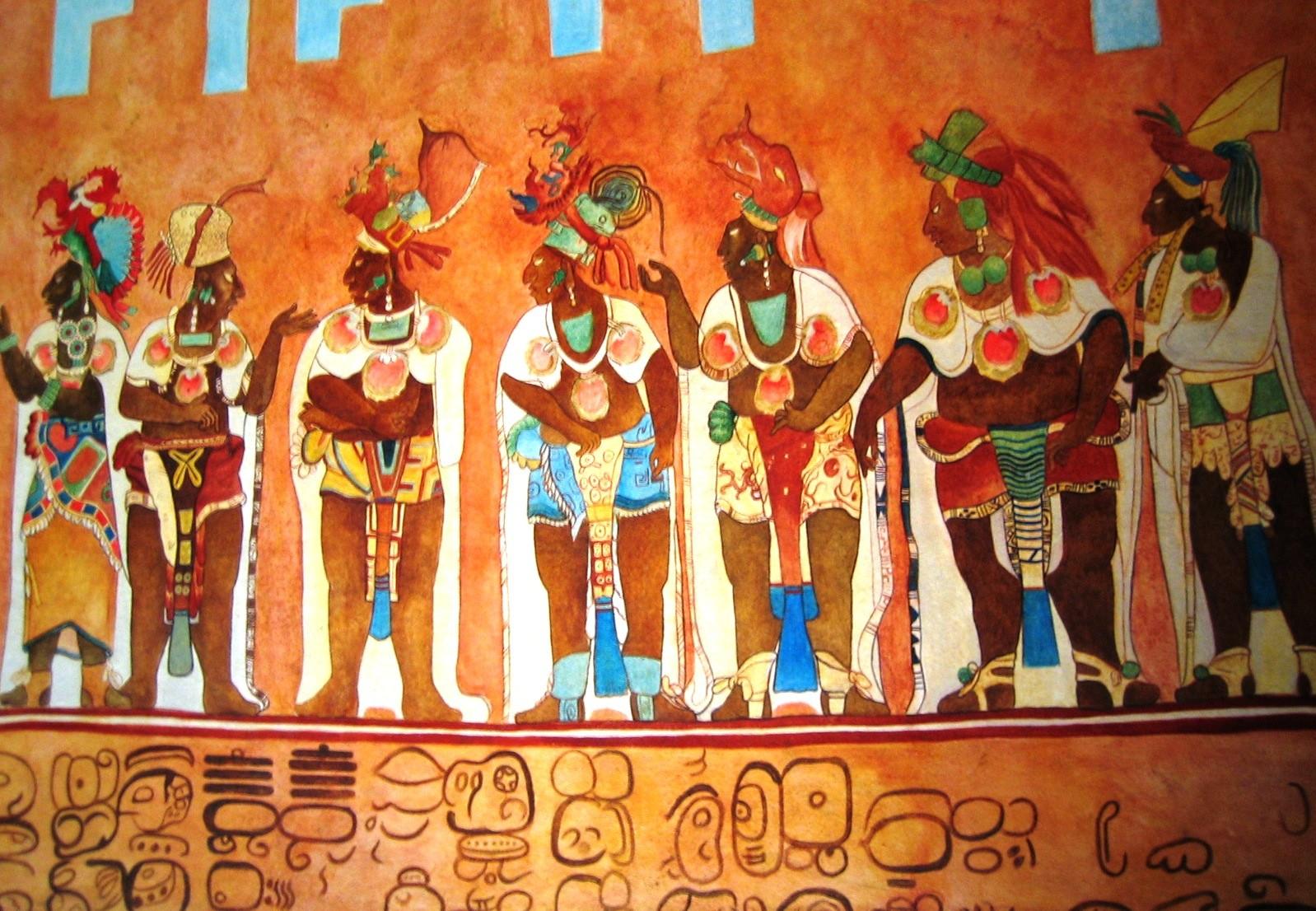 Обнаруженный канадским школьником старинный  город майя оказался конопляным полем