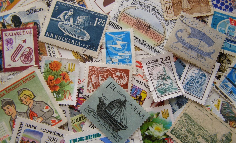 Цена марки на открытку заграницу