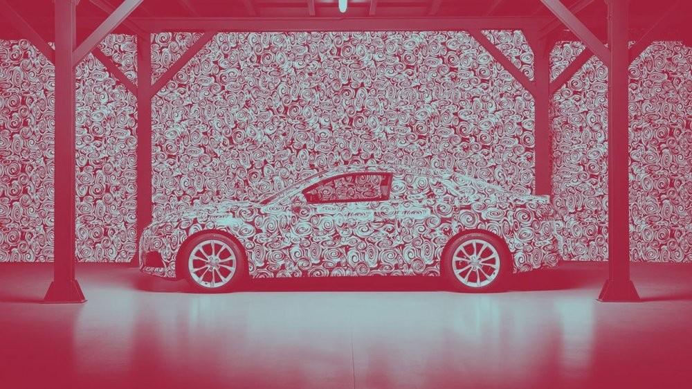 Опубликованы первые тизерные изображения Audi A5 Coupe