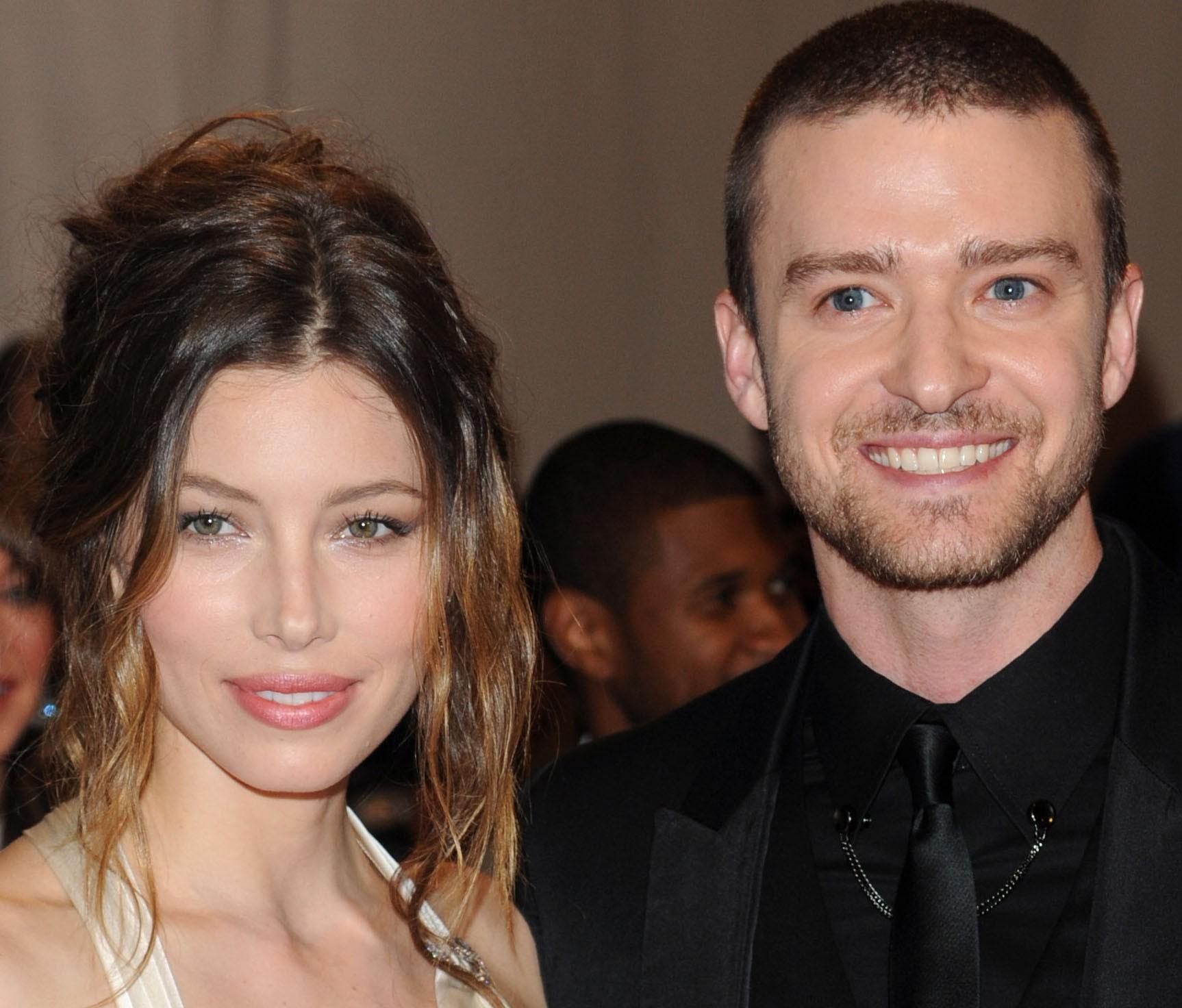 Джастин Тимберлейк с супругой Джессикой Бил прибыли на«Евровидение-2016»
