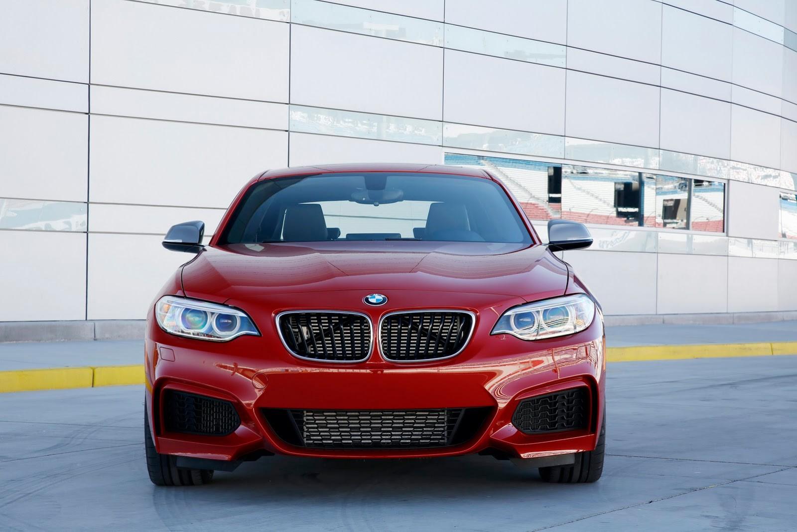 BMW этим летом выпустит новые автомобили M140i и M240i