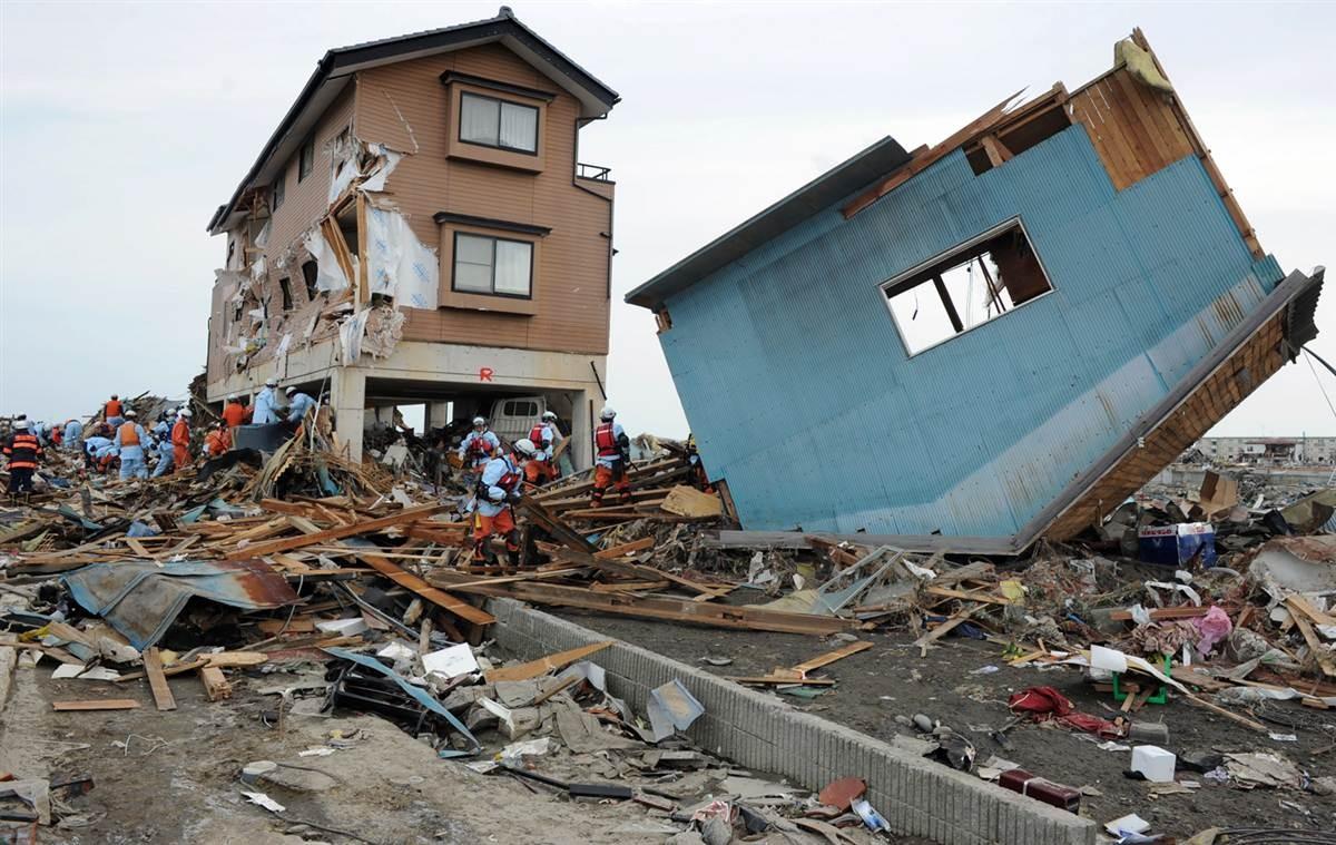 2-ое засутки мощное землетрясение случилось вЭквадоре