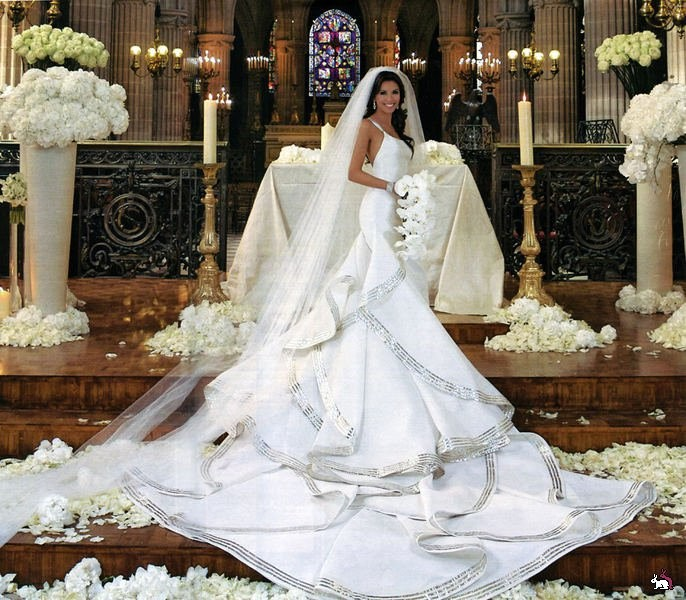 «Отчаянная домохозяйка» Ева Лонгория вышла замуж