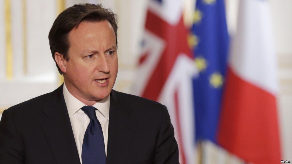 Премьер-министр Великобритании подарил жене подержанный Nissan Micra за $2 тысячи